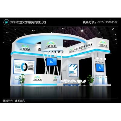 展会展台设计搭建:找深圳市萤火虫展览搭建商