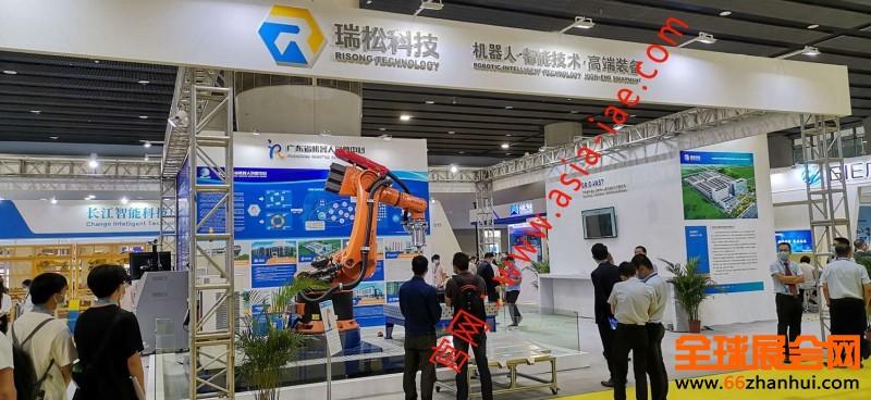 广州机器人11